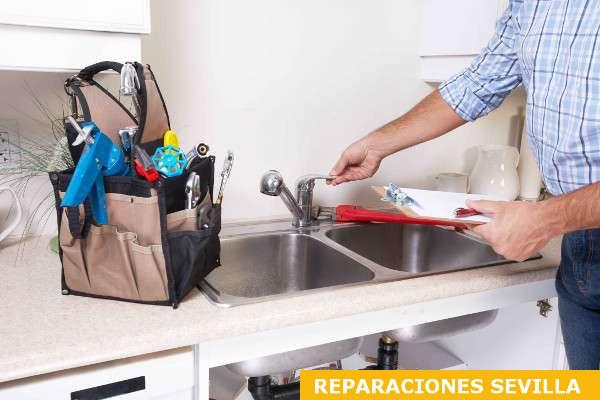 presupuesto de fontaneria Alcalá de Guadaíra