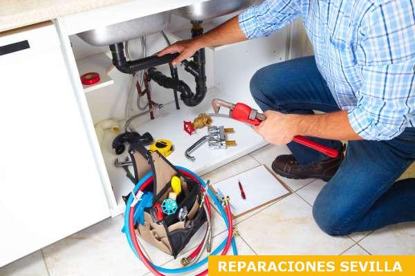 profesionales fontaneros Alcalá de Guadaíra