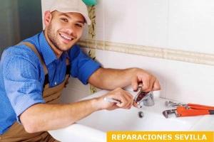 profesionales fontaneros rapidos Sevilla