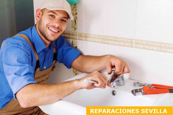profesionales fontaneros rapidos Alcalá de Guadaíra