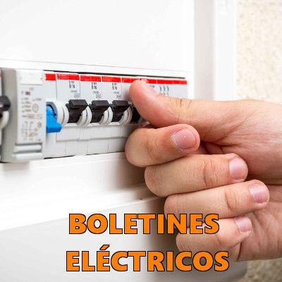 boletines electricos sevilla